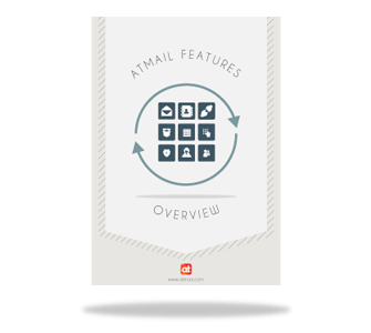 Atmail features overview, download the article
