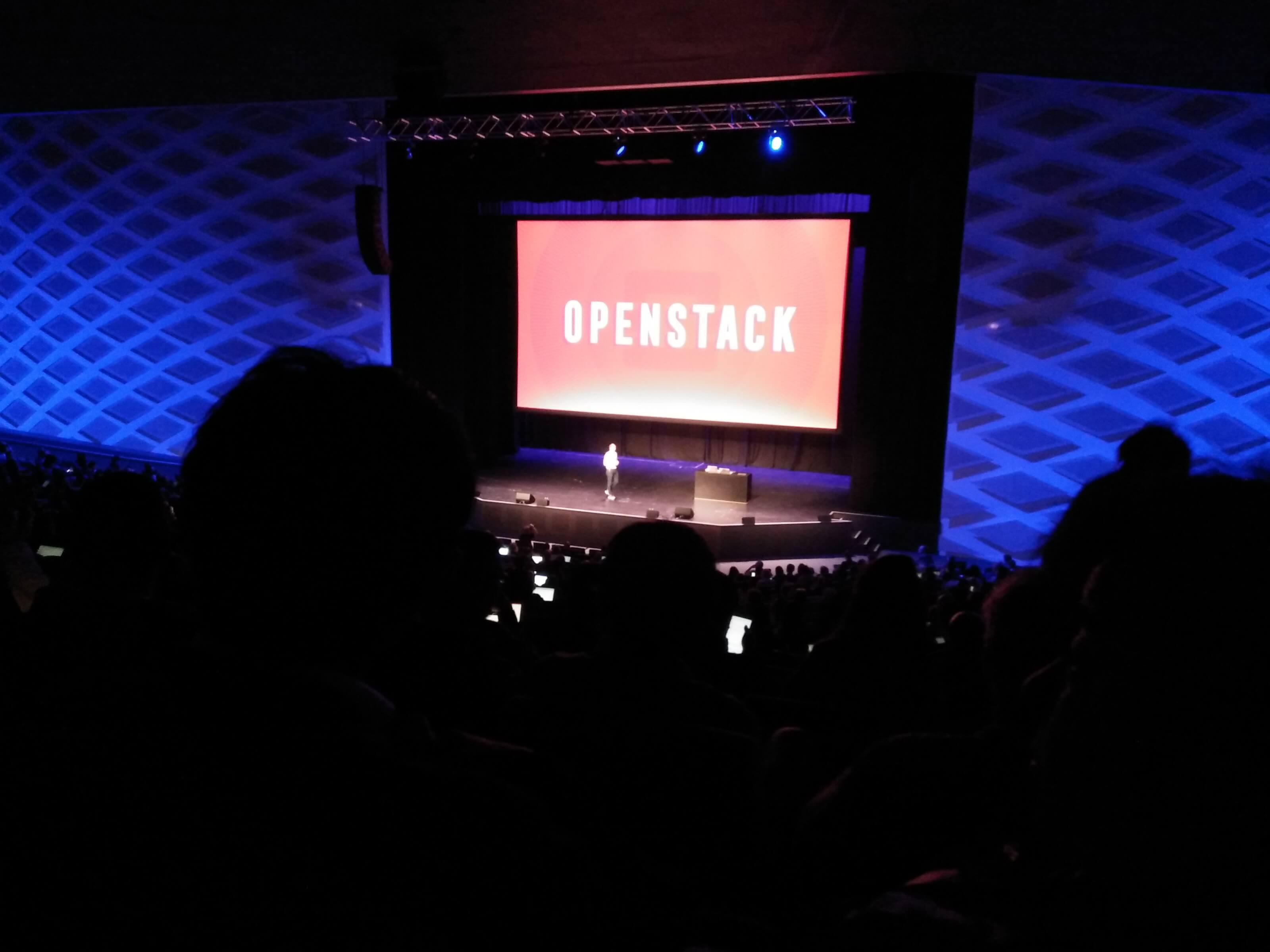 Opening keynotes @ OpenStack Summit Sydney - Copyright atmail Pty Ltd 2017