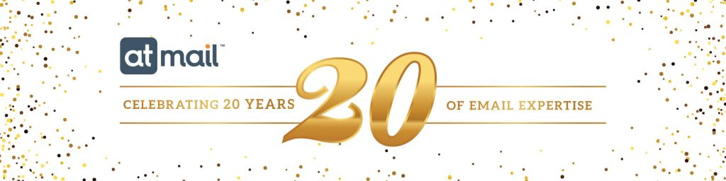 atmail - 20 year anniversary - email service providers - hosted email