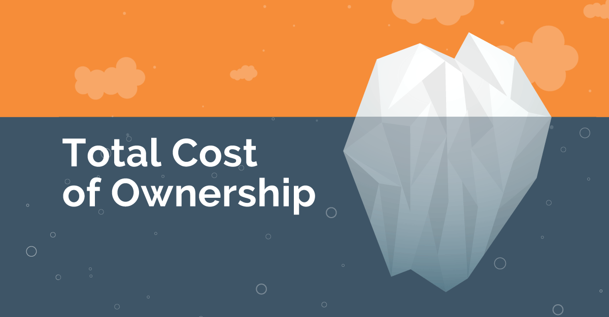 TCO of email - atmail email experts - email TCO - email total cost of ownership