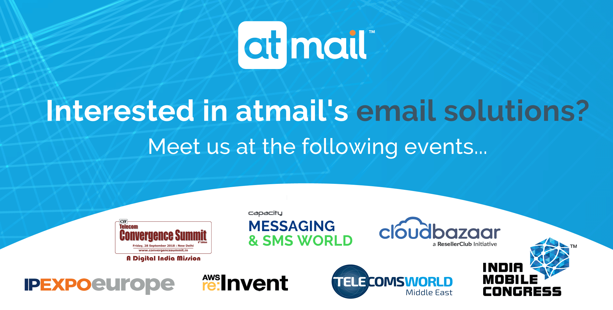 Comparing Email Providers? Let's Meet - atmail email experts 20yrs