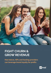 Fight Churn & Grow Revenue - branded email hosting - atmail