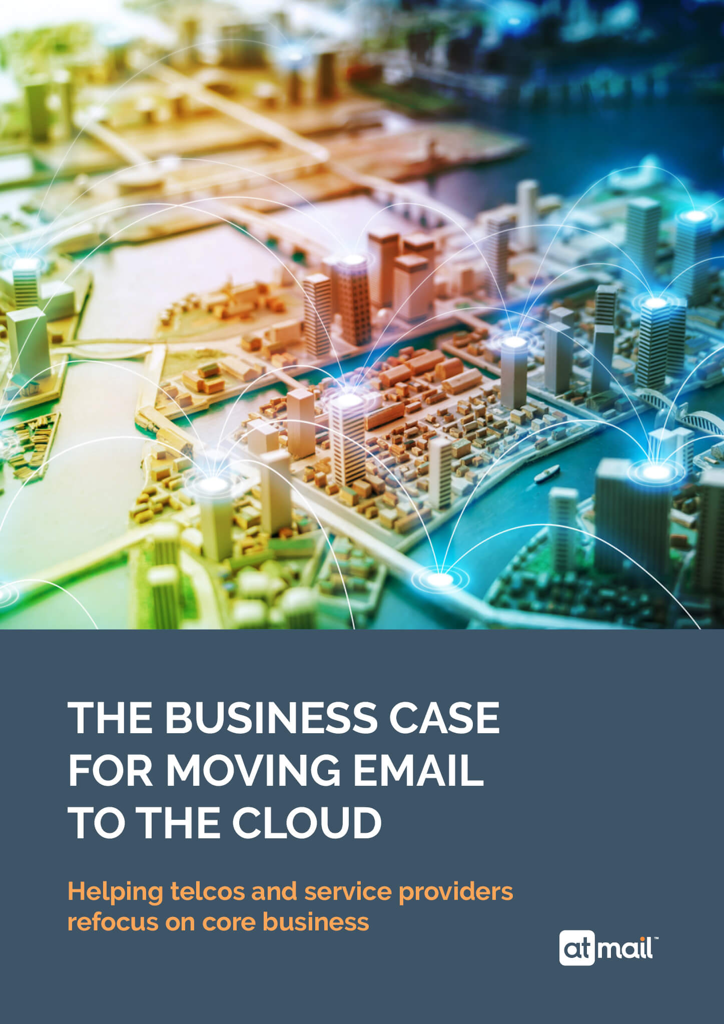 The Business Case for Moving Email to the Cloud - atmail cloud