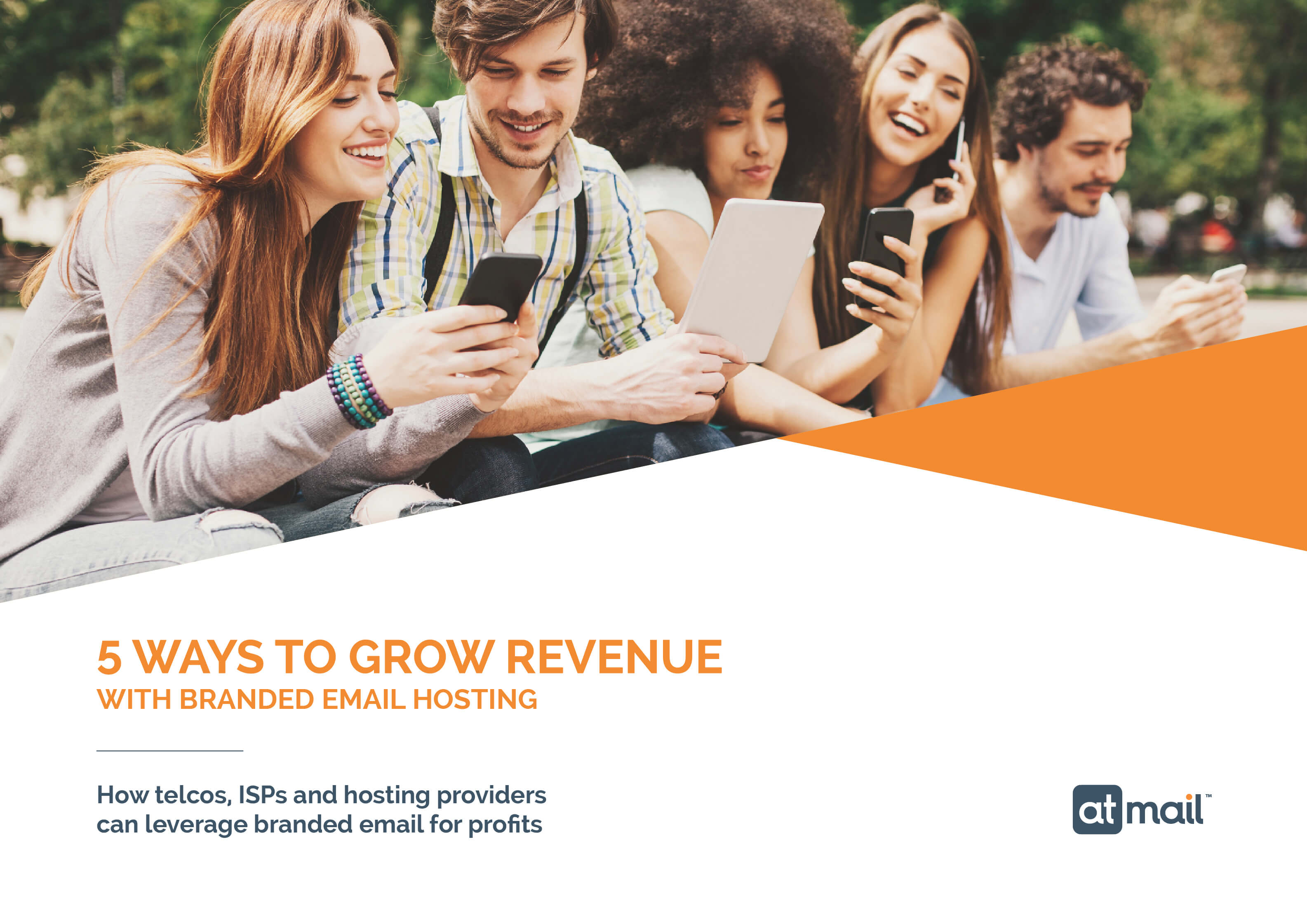 5 Ways to Grow Revenue - atmail email experts