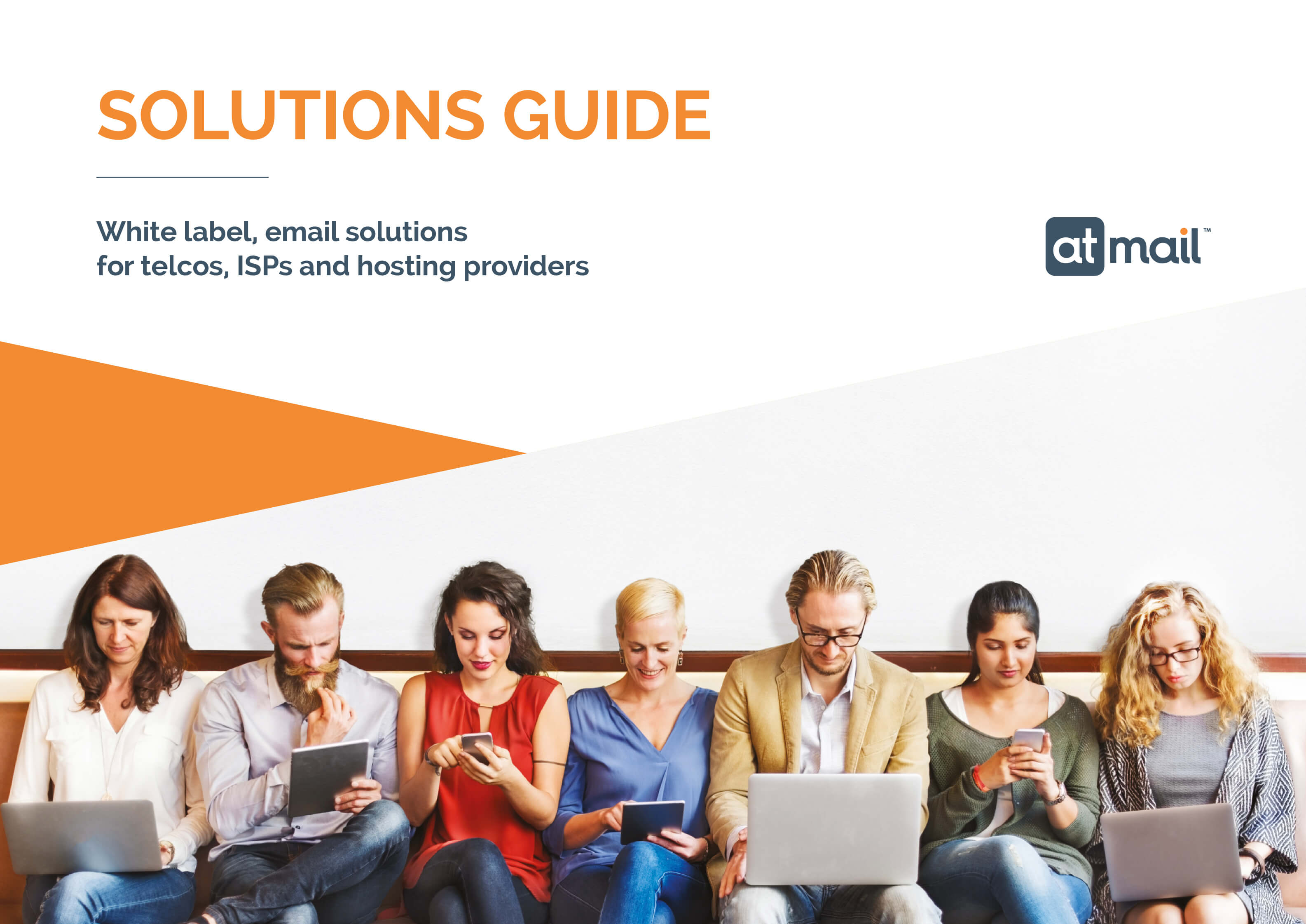 atmail Solutions Guide - atmail email experts - email for telcos and service providers - telco email - email for telecoms