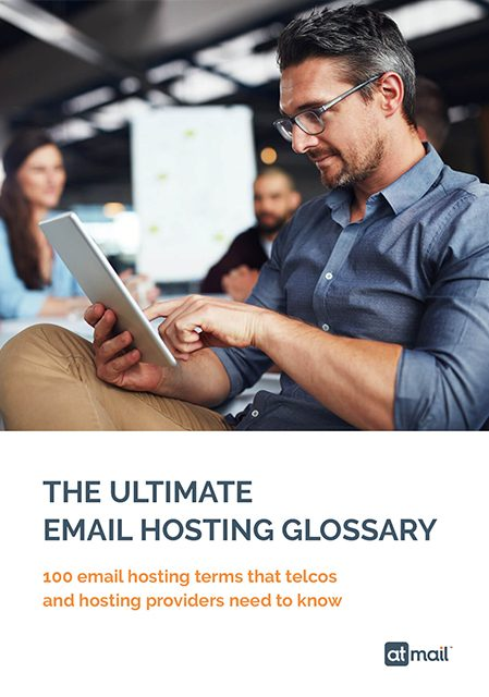 The Ultimate Email Hosting Glossary - Cover