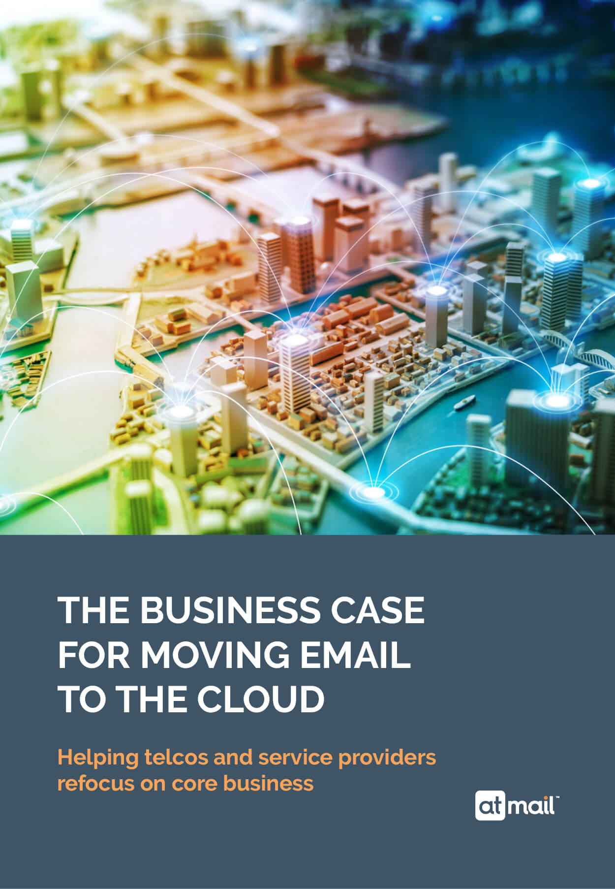 The Business Case for Moving Email to the Cloud - Cover