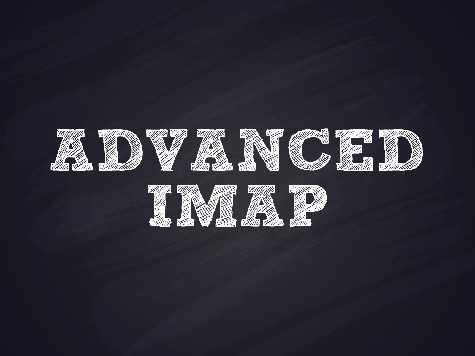 Advanced IMAP - IMAP commands - atmail email experts - email hosting