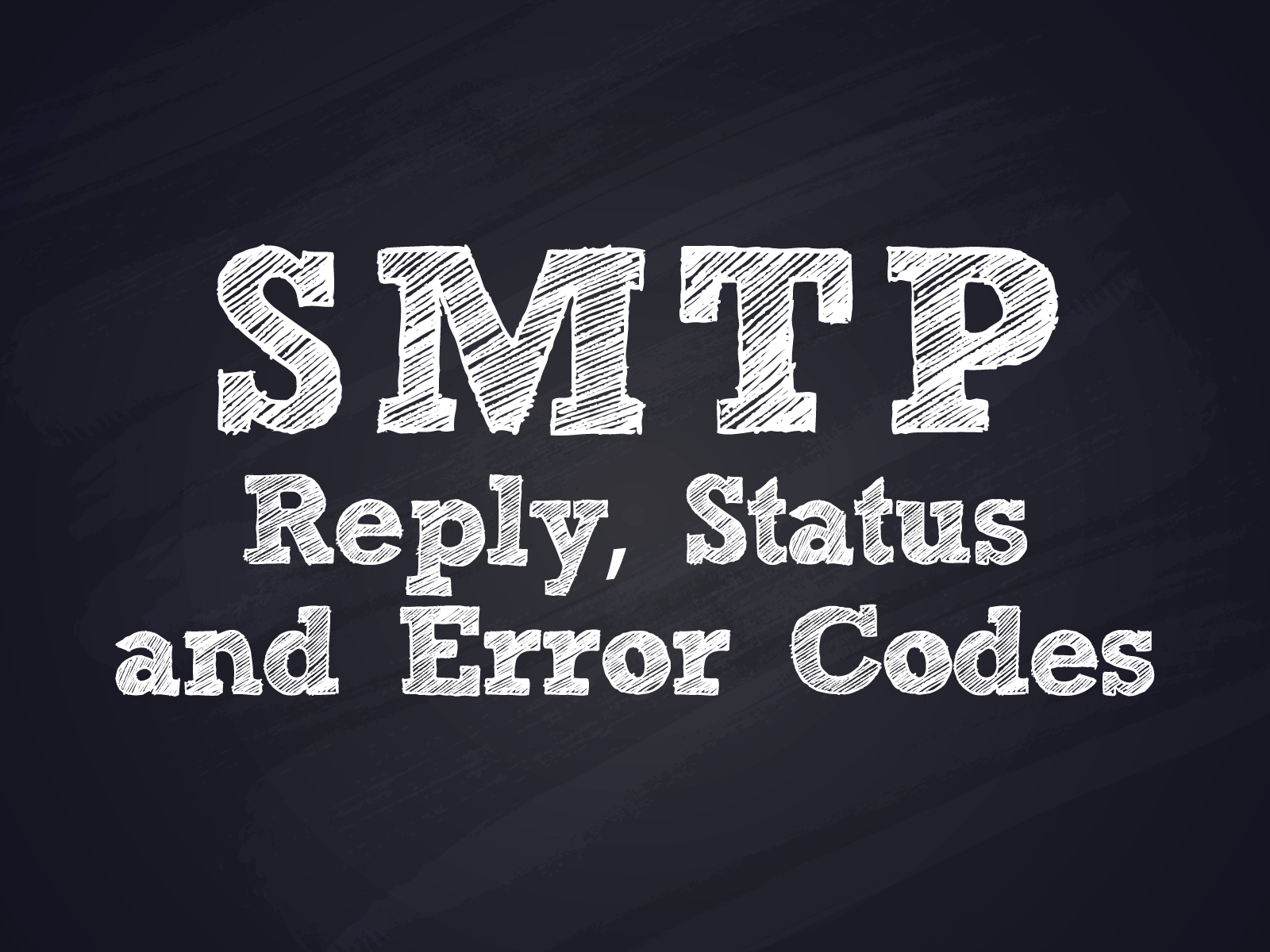 SMTP Reply Status Error Codes - atmail email experts - telco grade email - telco email