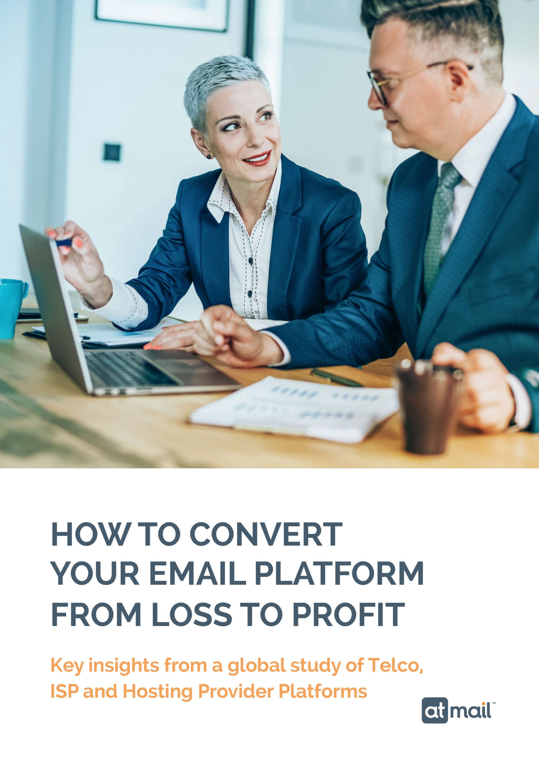How to Convert Your Email Platform from Loss to Profit - Copyright atmail - email hosting experts