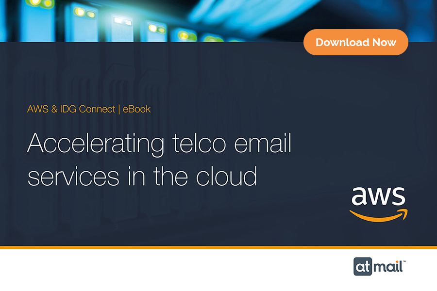 AWS & IDG Connect eBook - Accelerating telco services in the cloud